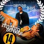 VA  -  DJ Sense   -   Rhythm and Streets 14 (Hoste