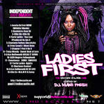 Dj Mami Fresh   -   Ladies First Vol 1 (2011) [128